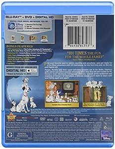 101 Dalmatians Diamond Edition (BD+DVD+Digital HD) [Blu-ray] by Walt Disney Studios