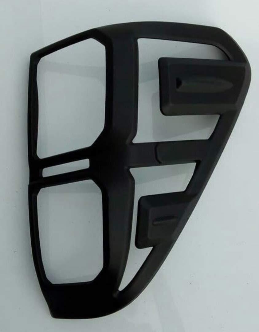 Copri fanale posteriore nero opaco per Hilux Revo 2016-2018.