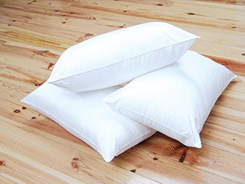 Musbury Hollowfibre Pillow Luxury 22oz Non Allergenic And Washable