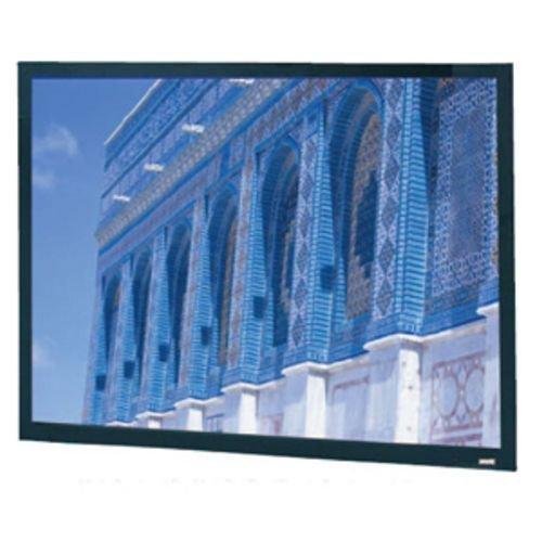 Da-Lite Da-Snap HDTV Format - Projection screen - 100 in (254 cm) - 16:9 - Da-Mat - white - Hdtv Format Da Mat