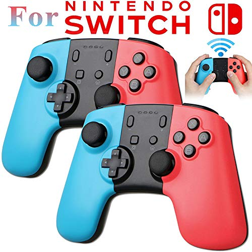 Aoile Wireless Pro Controller Joypad Gamepad Remote for Nintend Switch Console