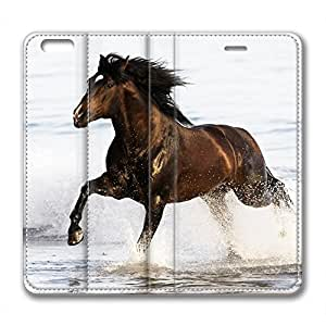Steed Design Brand New Leather Iphone 6 Case Water Walk