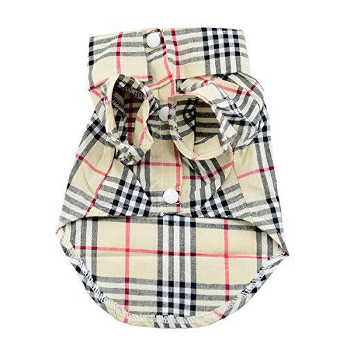 Brccee AC Fashion Plaid Clothes product image