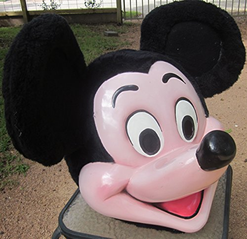 Mickey Mouse Mascot Costume Adult Cartoon Character Costume (Mickey Mouse Costume For Men)