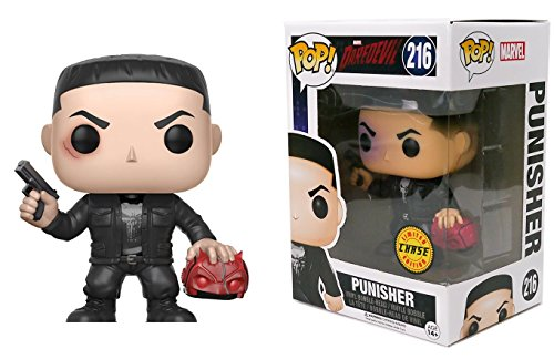 Funko POP! Marvel Universe Daredevil TV Punisher Vinyl Figure