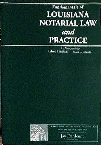 louisiana notary public study guide professional user manual ebooks u2022 rh gogradresumes com Real Louisiana Notary Number Louisiana Notary Seal