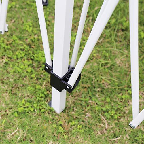 Kinbor Outdoor Portable Adjustable Instant Pop Up Gazebo Canopy Tent by Kinbor (Image #7)