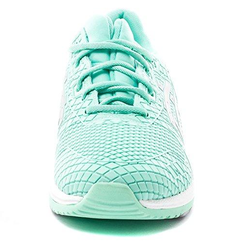 Asics Gel Evo Adulte Mixte Vert Chaussures Lyte vvwCzqr