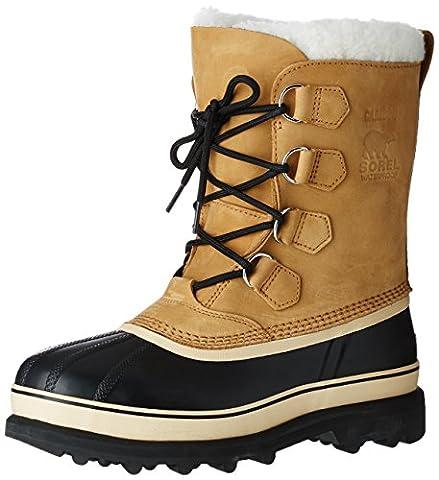 Sorel Men's Caribou NM1000 Boot,Buff,8