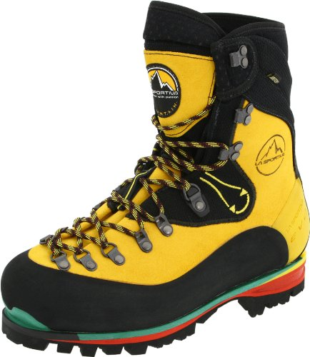 La Sportiva Nepal Evo GTX Mountaineering Boot - Men's Yellow 45.5