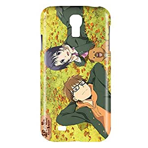 linfenglinSilver Spoon Snap on Plastic Case Cover Compatible with Samsung Galaxy S4 GS4