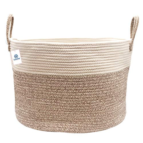 Extra Large Cotton Rope Storage Baskets /20