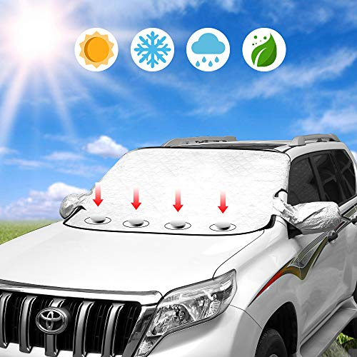 Windshield Sun Shade Car Sunshade Now $8.69 (Was $28.99)