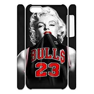 Custom New Case for ipod touch 5 ipod touch 5 3D, Marilyn Monroe Phone Case - HL-538150