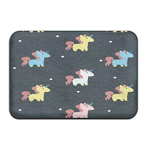 Slip Ruishandianqi Indoor Mat w Good Non Entrance Resistant Runner size 7 Deco Doormat Backing Art Brings Luck 6