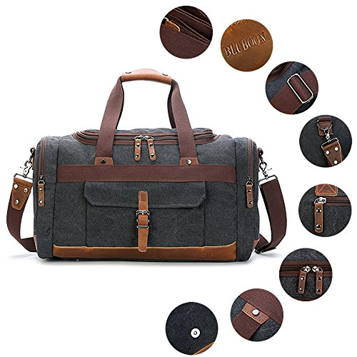 BLUBOON Canvas Travel Bag Unisex 44L - Buy Online in Oman.   Luggage  Products in Oman - See Prices, Reviews and Free Delivery in Muscat, Seeb,  Salalah, ... b899f55ab5