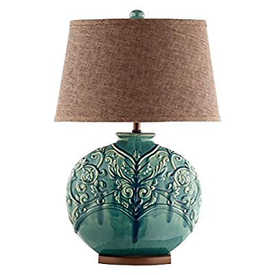 Stein World Rochel Turquoise Table Lamp