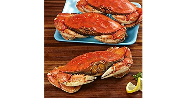 Kirkland Signature Expect More Whole Cooked Dungeness Crab