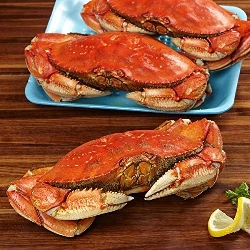 Kirkland Signature Expect More Whole Cooked Dungeness Crab, Previously Frozen