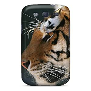 First-class Case Cover For Galaxy S3 Dual Protection Cover The Profile (for Ramy) by icecream design