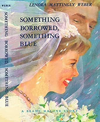 Amazon Com Something Borrowed Something Blue Beany