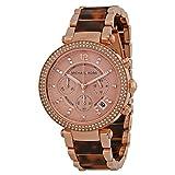Best Women Watches - Michael Kors Women's Parker Brown Watch MK5538 Review