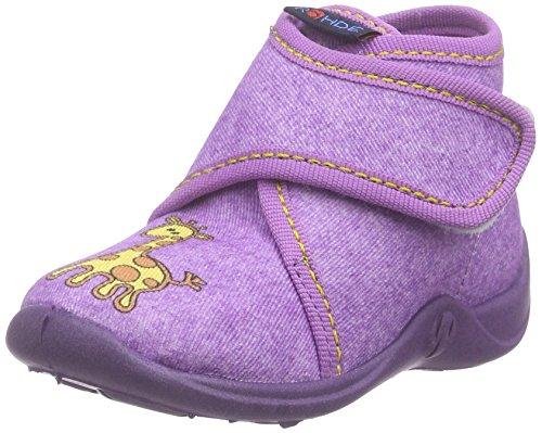 4bd4401bb7f3ad Rohde Mädchen Kiddie Hohe Hausschuhe Violett 58 violett - liv-stuck ...