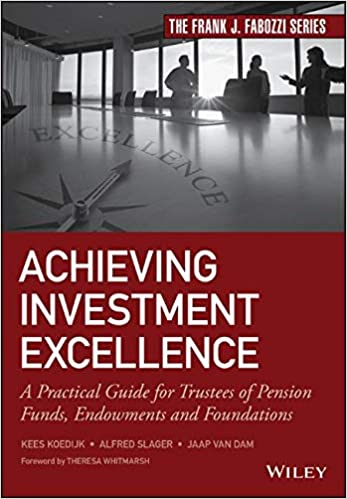 Achieving Investment Excellence: A Practical Guide for ...