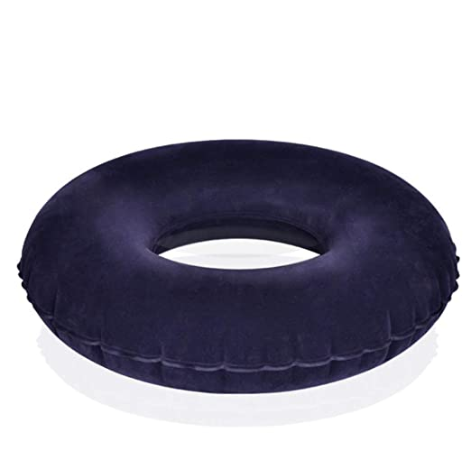 YXMxxm Cojín Donut, Cojín de Hueso de Cola, Almohada de ...