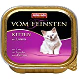 Animonda Katze Vom Feinsten Kitten Lamm