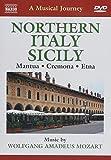 Naxos Scenic Musical Journeys Northern Italy Sicily, Mantua, Cremona, Etna