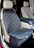 4Knines Front Seat Cover for Dogs in Cars Trucks or SUVs Bucket Seats – New Waterproof Seat Bottom – USA Based Company Review