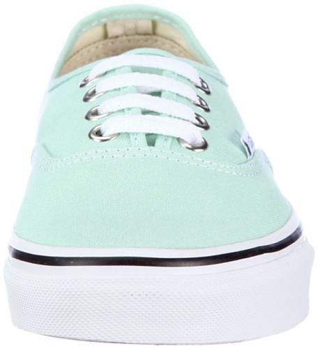 Vans Unisex Autentiche Sneaker Gossamer Verde Vero Bianco.