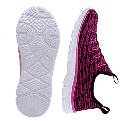 pedal transpirable EU38 UK5 zapatos deportes o CN38 de casuales las zapatos de US7 de oto MEI 5 zapatos zapatos ligero mujeres 5 qUPxzn