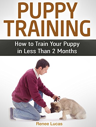 Download PDF Puppy Training - How to Train Your Puppy in Less Than 2 Months