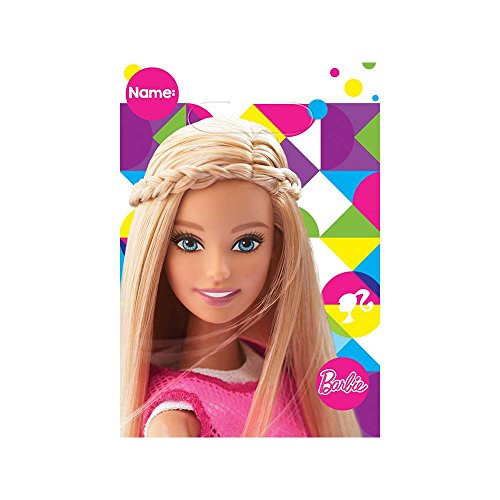 Barbie Sparkle Loot Bags (8 Pack) - Party Supplies]()