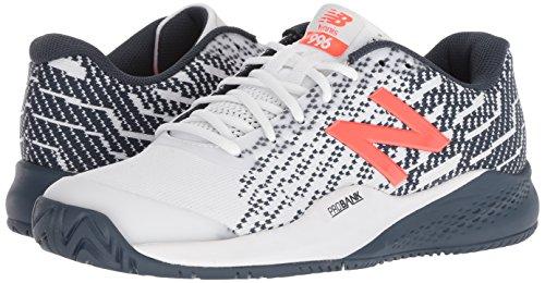 Blanc Mc996 V3 Tennis Chaussures Hommes Marine Balance New qRx5Yc