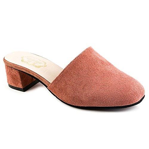 sandali ed estate Pink comode In e pigrizia Qingchunhuangtang gli primavera pantofole asciugamani freschi 1qant8n