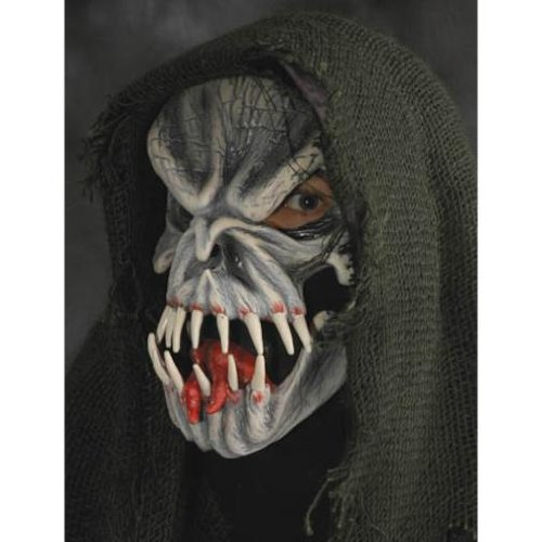 P-Hissed Off Full Action Costume Mask]()