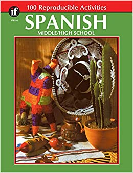 Amazon com: Spanish, Grades 6 - 12: Middle / High School