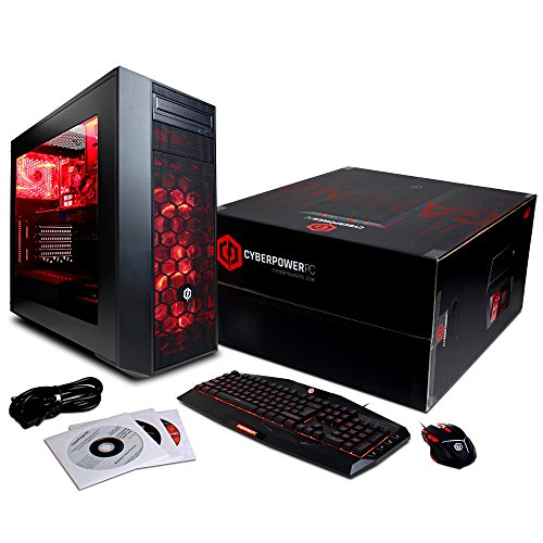 CYBERPOWERPC-Gamer-Master-GMA3000A-Desktop-Gaming-PC-AMD-Ryzen-5-1400-32GHz-NVIDIA-GTX-1060-3GB-8GB-DDR4-RAM-1TB-7200RPM-HDD-Win-10-Home-Black