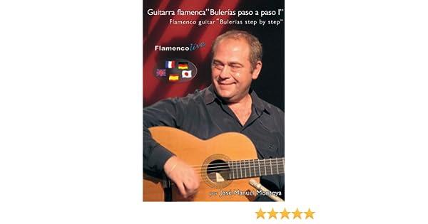 Guitarra Flamenca Bulerías paso a paso - 1 / Flamenco Guitar ...