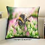 Best Macro Recorders - YunShon Soft Canvas Throw Pillow Covers Cases Review