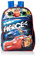 Disney Boys' Cars 16 Inch Backpack