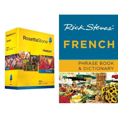 Rosetta Stone French Phrase Bundle - Buy Online in Oman