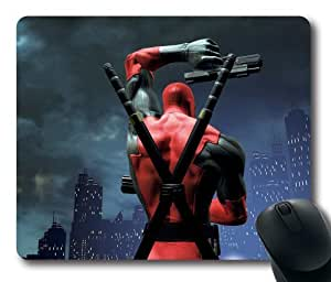 Deadpool Rectangle Mouse Pad by LZHCASE