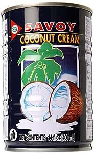 Savoy Coconut Cream