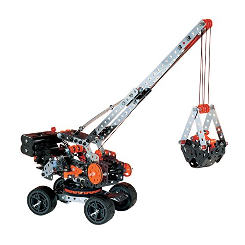 Best Meccano Sets And Toys For Kids : Meccano super construction set motorized model
