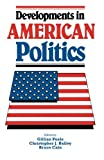 img - for Developments in American Politics book / textbook / text book