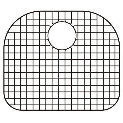 Wells Sinkware GWW2118 Kitchen Sink Grid, Stainless Steel (Sink Wells Bottom Grids)
